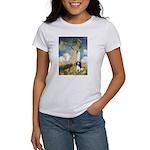 Umbrella / Tri Cavalier Women's T-Shirt