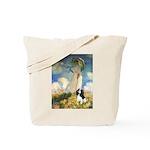 Umbrella / Tri Cavalier Tote Bag