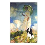 Umbrella / Tri Cavalier Postcards (Package of 8)