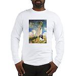 Umbrella / Tri Cavalier Long Sleeve T-Shirt