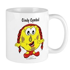 Cindy Cymbol Coffee Mug