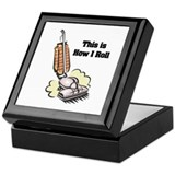 How I Roll (Vacuum Cleaner) Keepsake Box