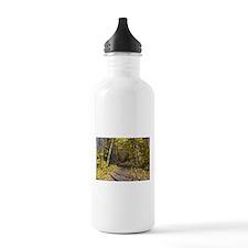 Autumn Hiking Trail Water Bottle