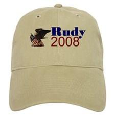 Rudy Giuliani for President in 2008 hat