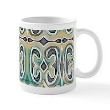 Adinkra Pattern Mugs
