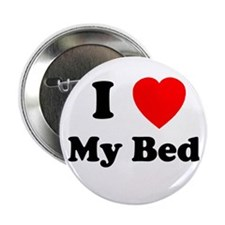 "My Bed 2.25"" Button (10 pack)"