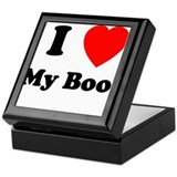 My Boo Keepsake Box