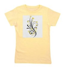 Cute Butterflies Girl's Tee