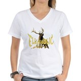 Elkaholic for the Elk hunter Shirt
