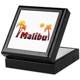 Malibu Sunrise Keepsake Box