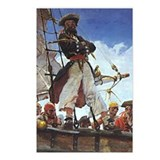 Pirate Sunset Postcards (Package of 8)
