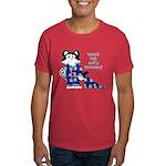 Cartoon cat Dark T-Shirt