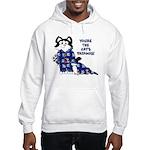 Cartoon cat Hooded Sweatshirt