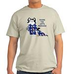 Cartoon cat Light T-Shirt