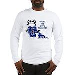 Cartoon cat Long Sleeve T-Shirt