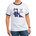 Cartoon cat Ringer T