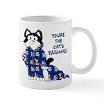Cartoon cat Mug