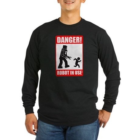 Long Sleeve Midnight T-Shirt