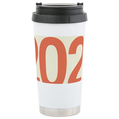 Class of 2021 Vintage Stainless Steel Travel Mug