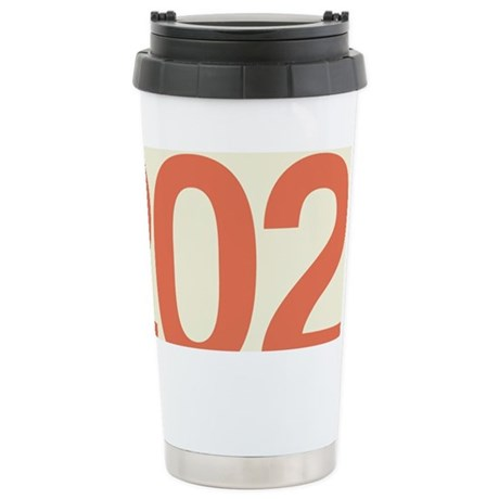 Class of 2025 Vintage Stainless Steel Travel Mug