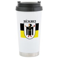 Munich (blk).png Travel Mug