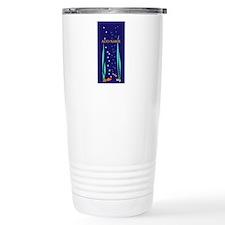 Swimming Fish Travel Coffee Mug