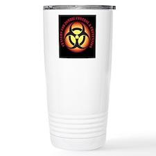 CENTER FOR ZOMBIE CONTROL and PREVENTION Travel Mug