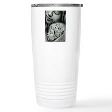 Mary and Jesus Travel Mug