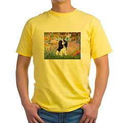 Garden & Tri Cavalie Yellow T-Shirt