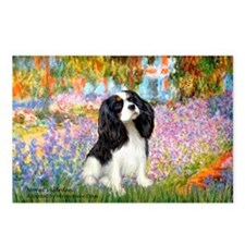 Garden & Tri Cavalie Postcards (Package of 8)