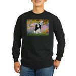 Garden & Tri Cavalie Long Sleeve Dark T-Shirt