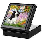Garden & Tri Cavalie Keepsake Box
