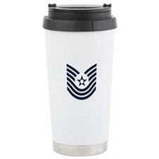 USAF-MSgt-Old-Inverse Travel Mug