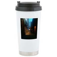 Post Alley @ Night Travel Mug