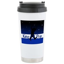 king of pop Travel Mug