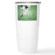 One Crane In Bamboo_mpa Travel Mug