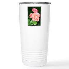 rose note cards Travel Mug