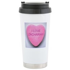 HEART ZACHARIAH Travel Mug