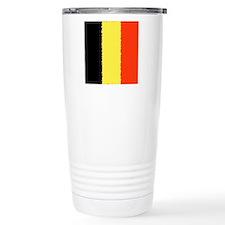 Belgium polo Travel Mug