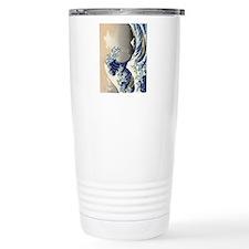 great_wave_ipad_case Travel Mug