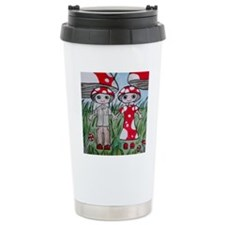 mrandmrstoadstool Travel Mug