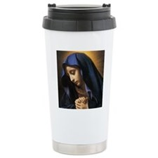 Our Lady Rosary Box Travel Mug