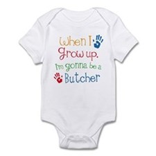 Butcher Grow Up Onesie