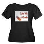 I Ate Me A Cicada Women's Plus Size Scoop Neck Dar