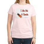 I Ate Me A Cicada Women's Light T-Shirt