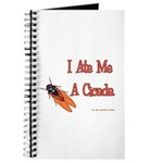 I Ate Me A Cicada Journal