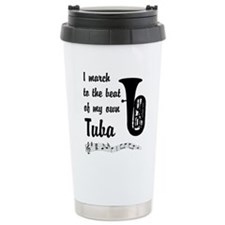 MarchTuba Thermos Mug