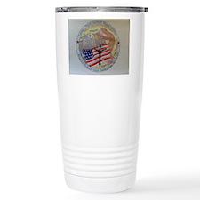 Support USA Military Travel Mug