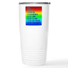 lightning_mask-8 Travel Mug