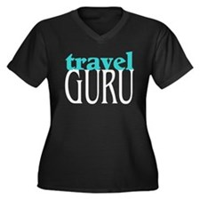 travel guru dark Plus Size T-Shirt